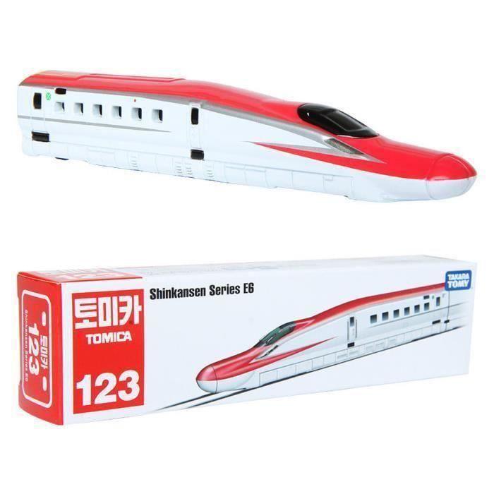 TAKARA TOMY TOMICA 123 Shinkansen Series E6 Toy