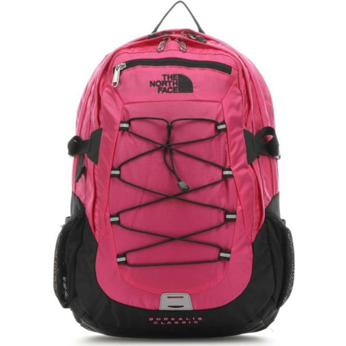 Sac à Dos The North Face Borealis Classic Mr. Pink Ripstop/TNF Black