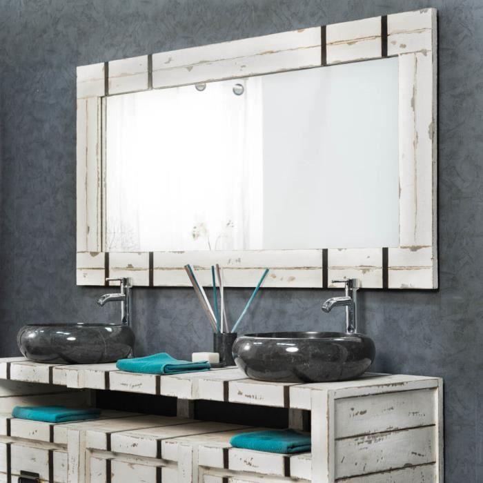 Grand Miroir de salle de bain LOFT 160x80
