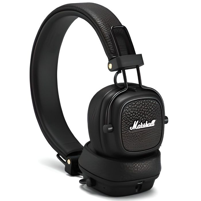 Casque Major III Bluetooth Noir