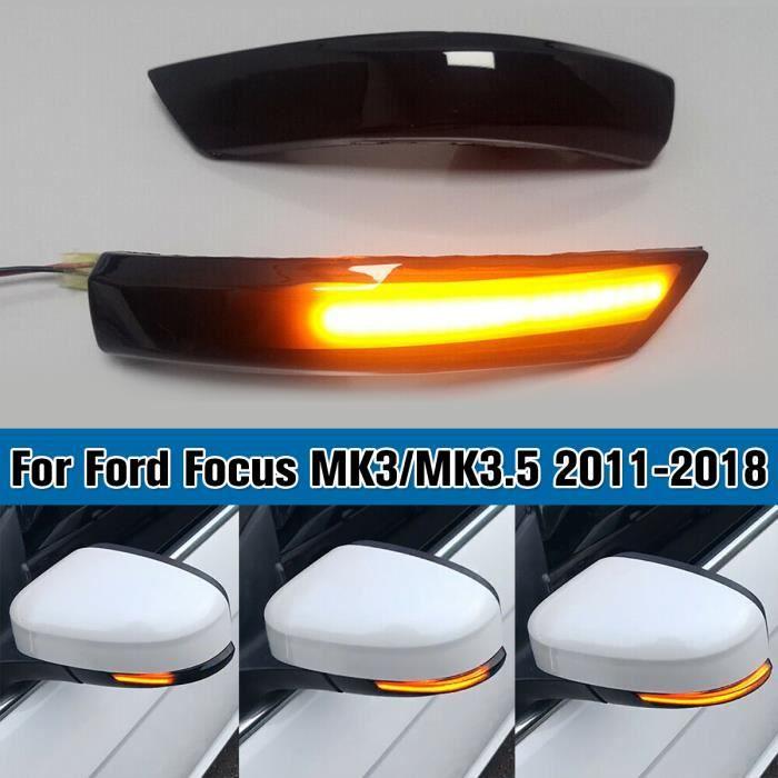 Clignotant dynamique de remplacement pour For-d Focus 2 MK2 C-MAX