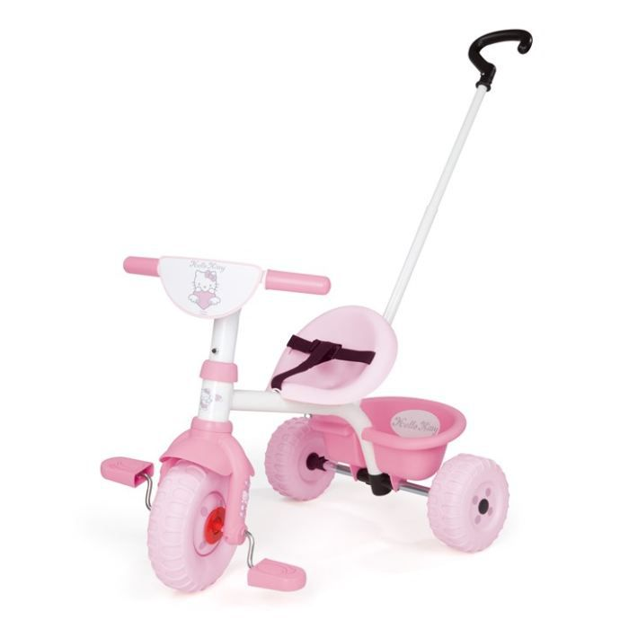 hello kitty tricycle be fun fille achat vente tricycle cdiscount. Black Bedroom Furniture Sets. Home Design Ideas