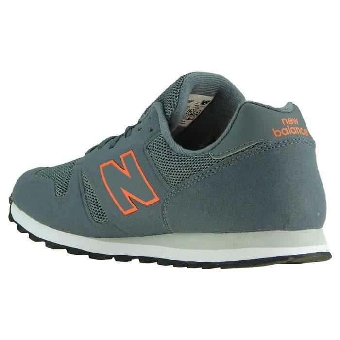New Balance Hommes Sneaker Gris MD373GO