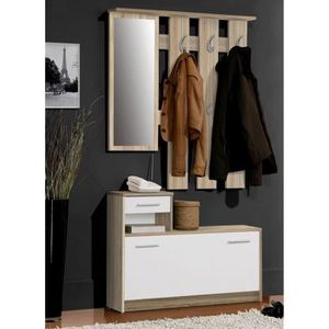 porte manteau mural design achat vente pas cher. Black Bedroom Furniture Sets. Home Design Ideas