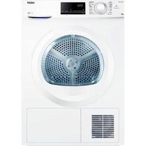 SÈCHE-LINGE HAIER D836W - Sèche-linge - 8 kg - Condensation -