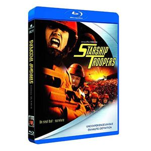 DVD FILM Blu-Ray Starship troopers