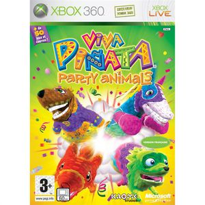 JEUX XBOX 360 VIVA PINATA : PARTY ANIMAL / JEU CONSOLE XBOX 360
