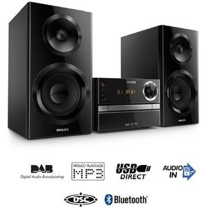 PHILIPS BTB2370 Chaîne HiFi CD bluetooth 70W