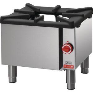 R/échaud gaz portable Professionnel INTERIEUR//EXTERIEUR 2.2 Kw Thermocouple Allumage piezo FIVESTAR