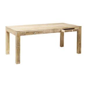 TABLE À MANGER SEULE Table Puro Plain 160x80 cm Kare Design
