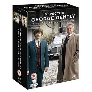 DVD FILM Inspector George Gently: Series 1-7 (5 Dvd) [Edizi
