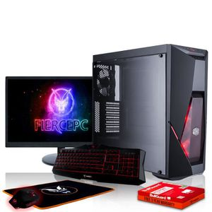 UNITÉ CENTRALE  Fierce PANTHER PC Gamer de Bureau - AMD Ryzen 5 26