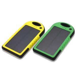 BATTERIE EXTERNE Batterie Externe Portable 5000 mAh Etanche avec Ch