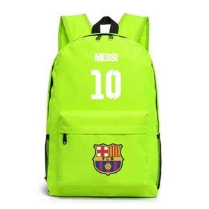 SAC À DOS Barca Lionel Messi Football Sac à dos LM02