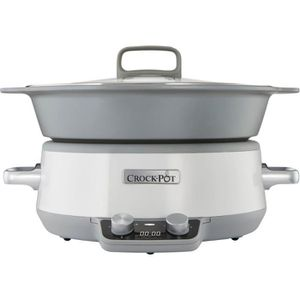 MULTICUISEUR Mijoteur CROCK POT programmable - 6 L