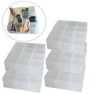 SAC À CHAUSSURES DynaSun Kit 5x PP-51H-A Boîte transparent Boîte po