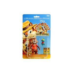 FIGURINE - PERSONNAGE Coffret Tac Et Ruzor 7.5 cm - Figurine Articule Di