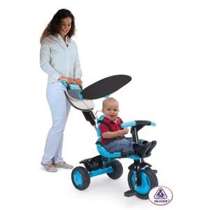 TRICYCLE INJUSA Tricycle Enfant Bleu Free Blue