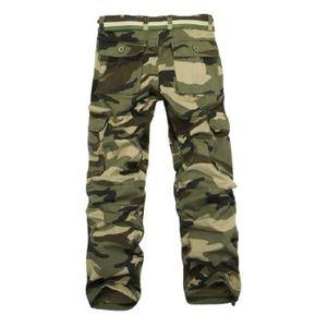 VÊTEMENT DE CAMOUFLAGE Shopee Pantalon Camouflage Hommes Sport à épaissis