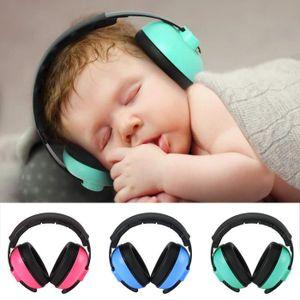 CASQUE ANTIBRUIT Cache-oreilles escamotable pour la protection des