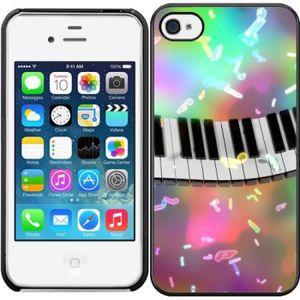 Coque iphone 4 piano