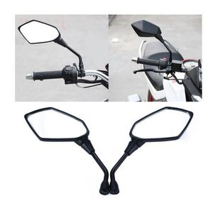 10mm Alliage Support Fixation Montage Rétroviseur Guidon Miroir Moto Scooter VTT