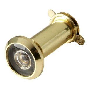JUDAS - ŒIL DE PORTE Judas optique 35-60 mm Laiton (blister 1 unités