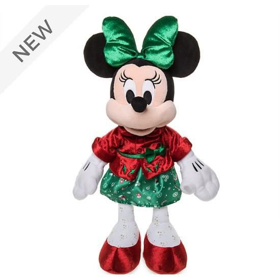 Peluche douce Disney Minnie Mouse Holiday Holiday