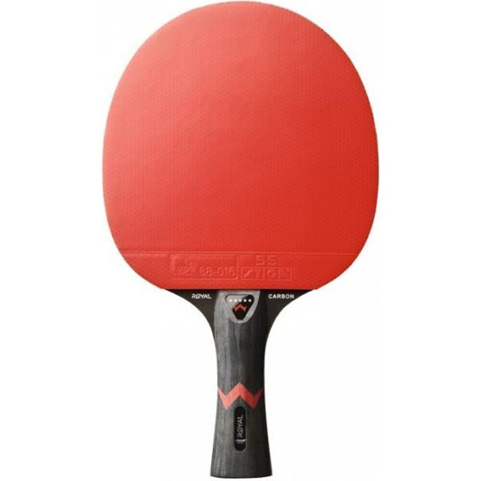 STIGA Raquette de tennis de table ROYAL FIVE STAR CARBON