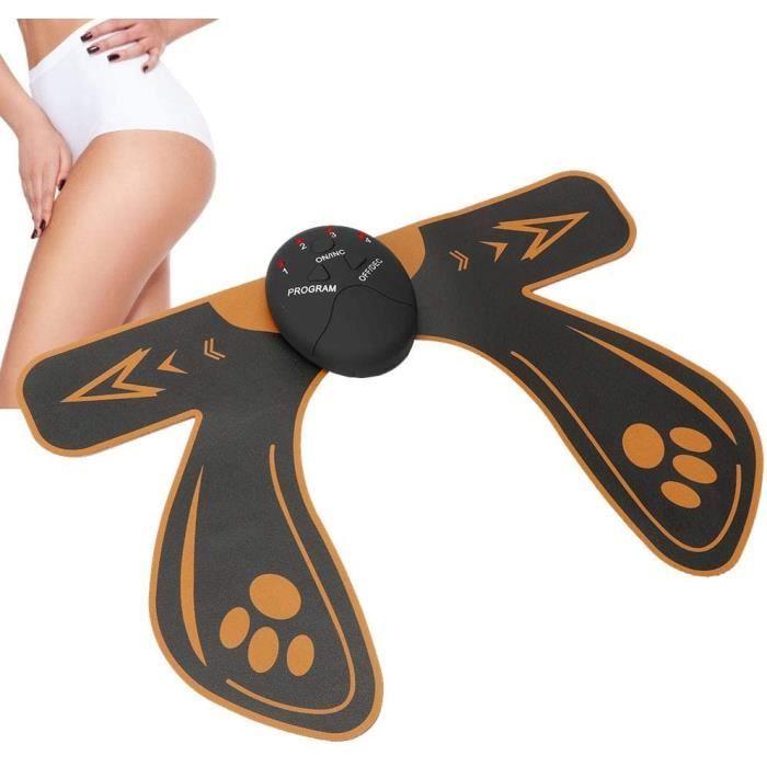 APPAREIL D'ELECTROSTIMULATION Electrostimulateurs Musculaire fessier,Appareil de Fesse Intelligent Portable Massage Hips Trainer168