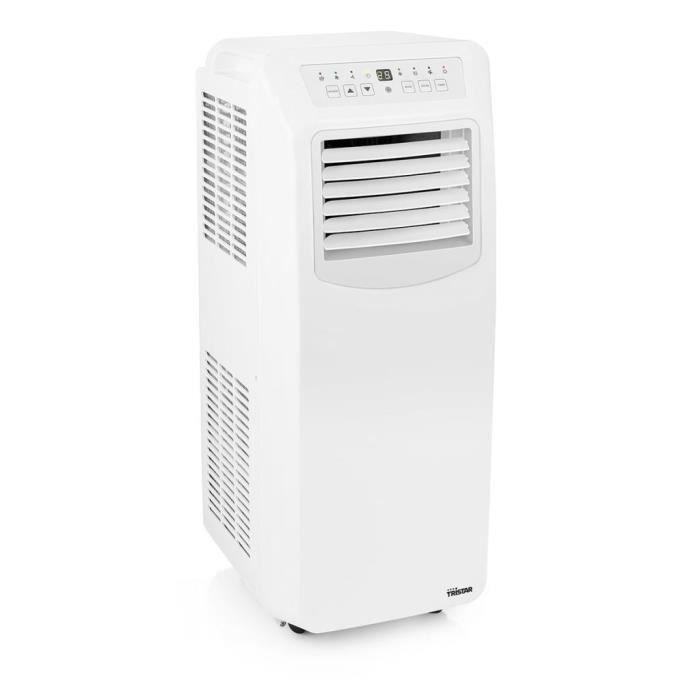 ⛺3536Elégant CLIMATISEUR MOBILE Ventilateur intérieur extérieur Décor Maison - Purificateur d'air - Refroidisseur d'air TristarAC-55
