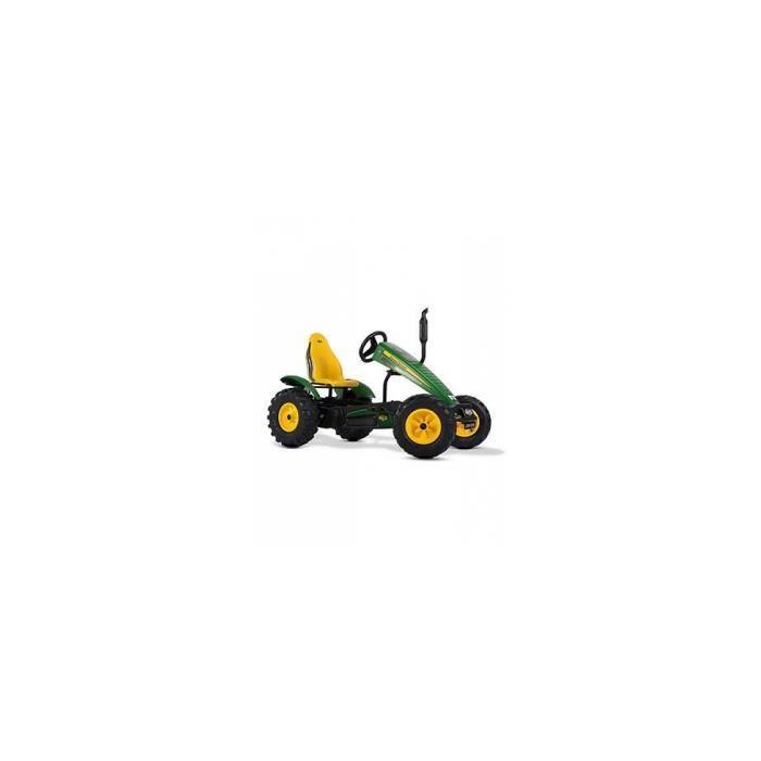 Kart a pedales electrique BERG John Deere E-BFR