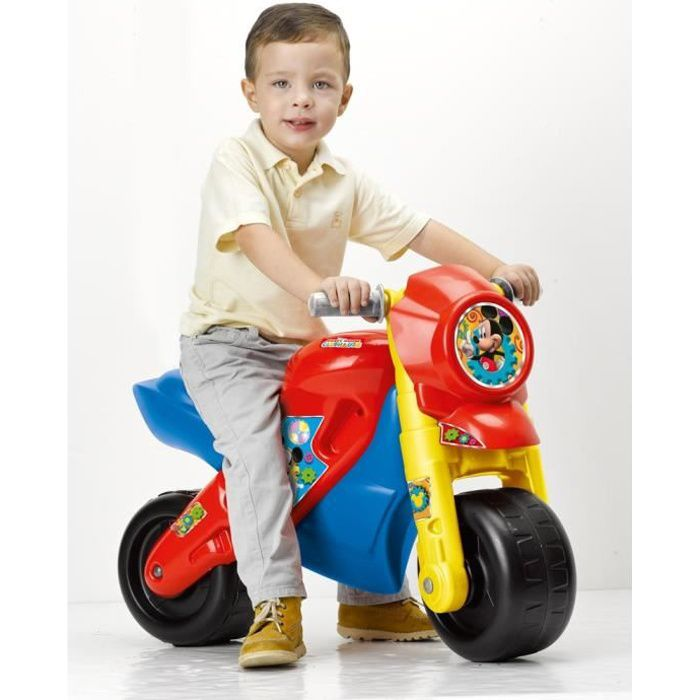FEBER La Moto Mickey Mouse 9 Pouces