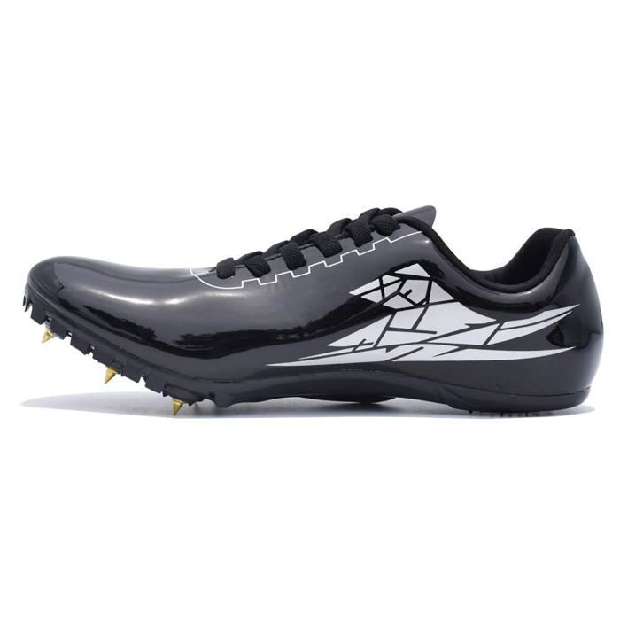 Chaussures De Running U3JTX Chaussures Track Spikes Distance en cours Chaussures de sport Athletic Sprinting Athlétisme Course Chaus