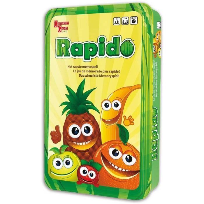 UNIVERSITY GAMES Rapido