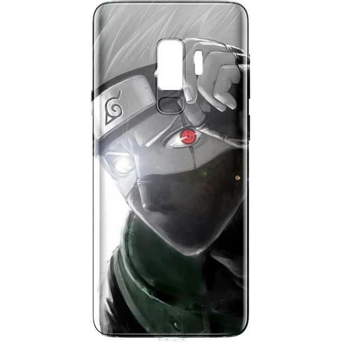 Coque Samsung Galaxy S9 Kakashi Naruto / Housse Ma