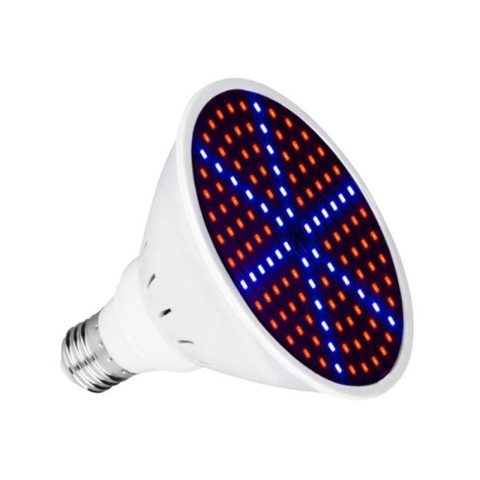 Led Lampe De Croissance Des Plantes E27 Support De Lampe Rouge Bleu Ampoule Lumière Pour La Maison à Effet De Serre Blanc Achat Vente Eclairage Horticole Led Lampe De Croissance