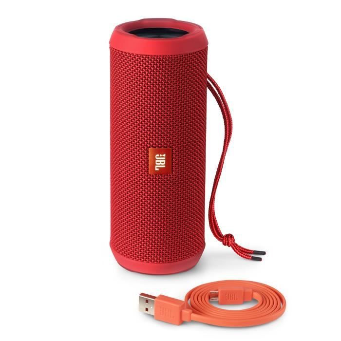 jbl flip 3 enceinte bluetooth 4 1 puissance 16w autonomie de 10h r sistante aux. Black Bedroom Furniture Sets. Home Design Ideas