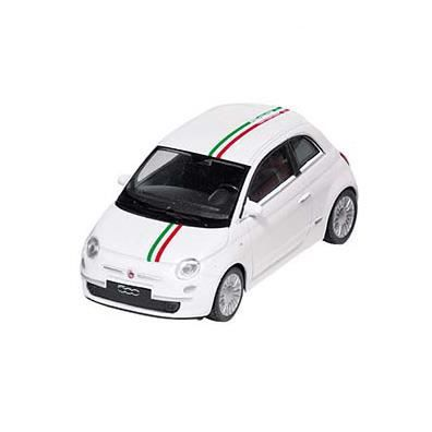 fiat 500 b blanche avec ligne vert blanc et rouge achat. Black Bedroom Furniture Sets. Home Design Ideas
