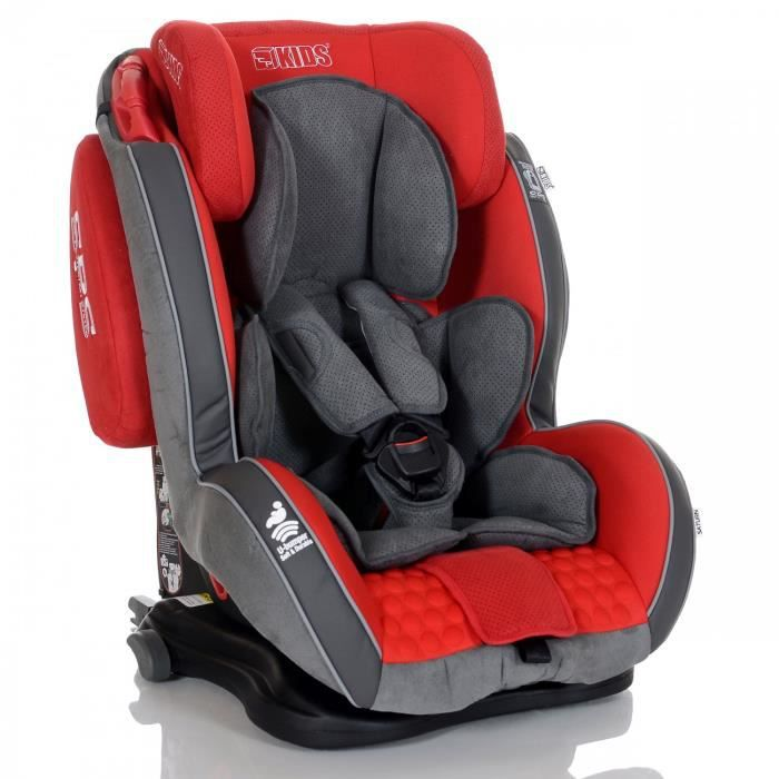 si ge auto bebe isofix saturn ifix rouge 9 36 kg gr 1 2 3 systeme sps maximale protection. Black Bedroom Furniture Sets. Home Design Ideas