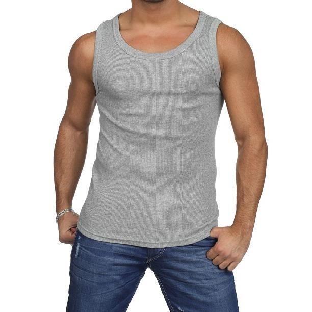 Débardeurs homme 100/% coton Marcel homme,maillot de corps