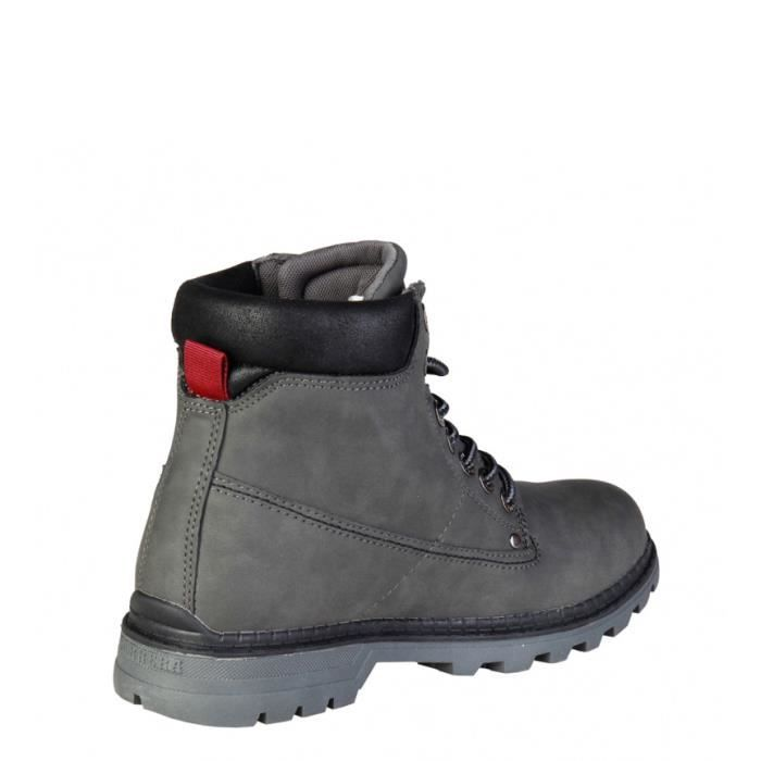 Carrera Jeans - Bottes Nevada gris