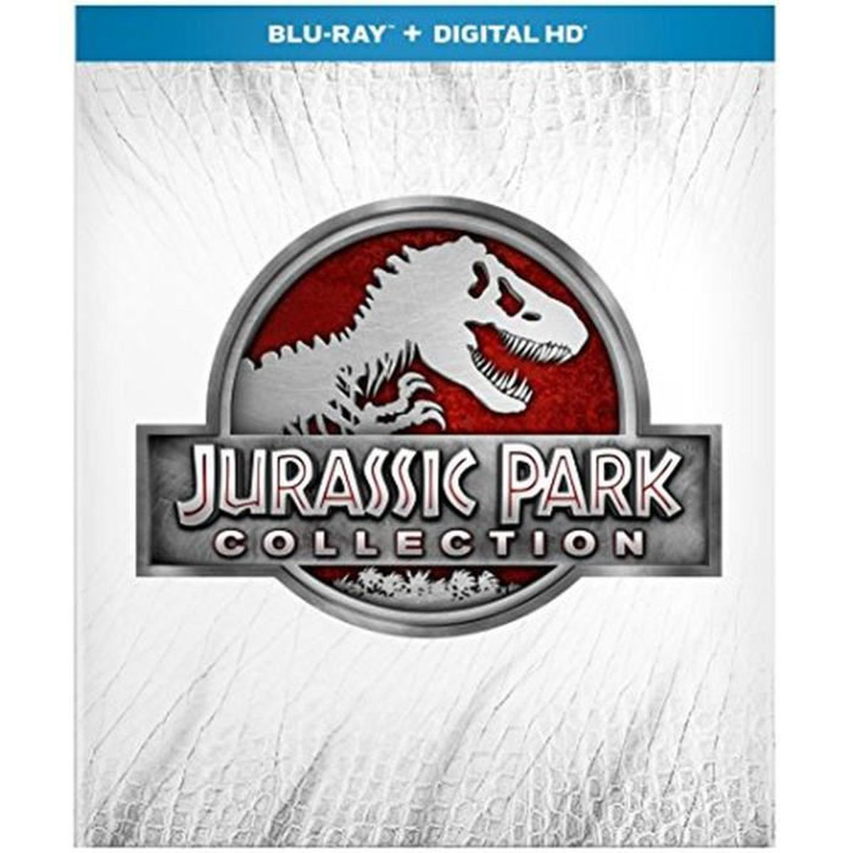 BLU-RAY FILM JURASSIC PARK COLLECTION JURASSIC PARK - The Lost