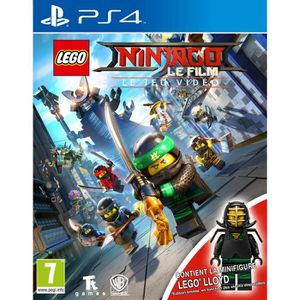 JEU PS4 Lego Ninjago, Le Film : Le Jeu Video Edition Day O