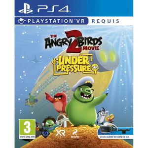 JEU PS VR The Angry Birds Movie 2 Under Pressure Jeu PS4 VR