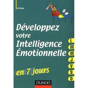 LIVRE DÉVELOPPEMENT Développez votre intelligence émotionnelle en 7 jo