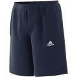 ADIDAS COREF WOV SH Y Short de foot junior - Bleu marine