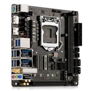 CARTE MÈRE Carte mère ASRock Z370M ITX/ac, Intel Z370 Sockel