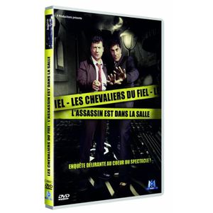 dvd les chevaliers du fiel achat vente dvd les. Black Bedroom Furniture Sets. Home Design Ideas