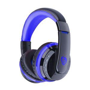 CASQUE - ÉCOUTEURS FATCHOY - MX666 Casque supra-auriculaire Bluetooth